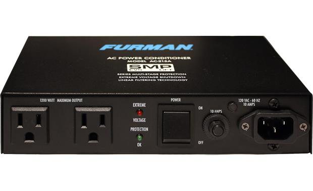 Furman AC-215A Front view