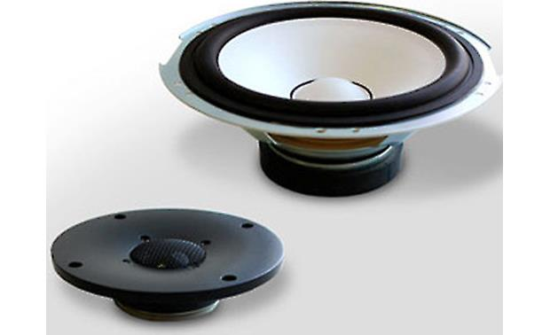 Yamaha HS5 Bi-amped design allows woofer and tweeter to achieve maximum clarity