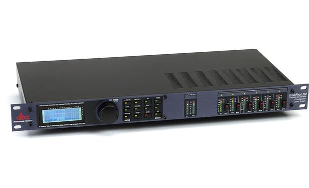 dbx DriveRack 260 Other