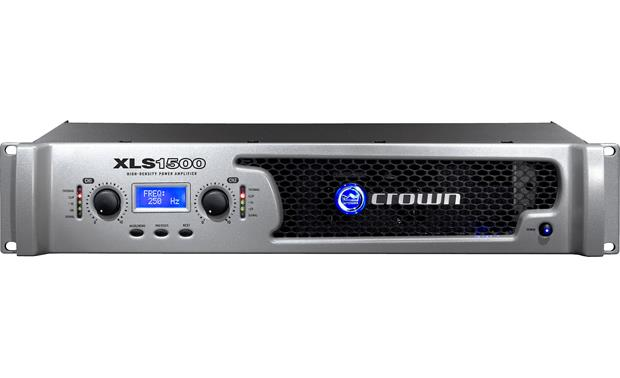 Xls 1002 | crown audio professional power amplifiers.