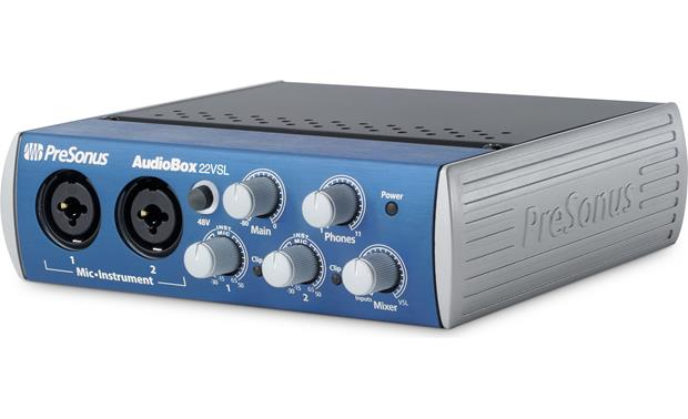 PreSonus AudioBox™ 22VSL Front