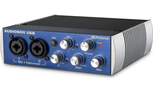 PreSonus AudioBox™ USB AudioBox (alternate)