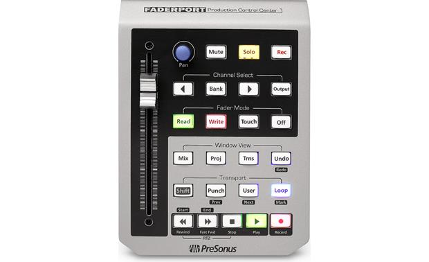 PreSonus FaderPort Motorized fader and light-up buttons