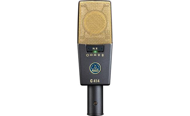 AKG C414 XLII (Matched Pair) Single mic shown; pair included