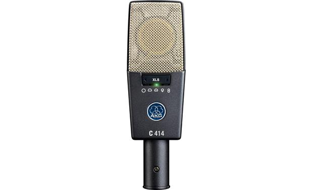 AKG C414 XLS (Matched Pair) Single mic shown; pair included