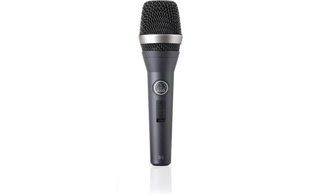 AKG D5S Dynamic Microphone Front