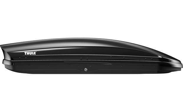 Thule Sonic Cargo Carrier Black Large Available In Four Sizes At Crutchfield