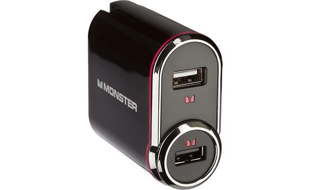 Monster Mobile® Outlets to Go Front view