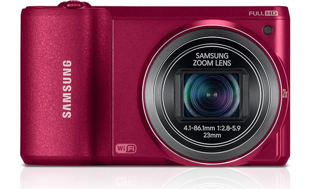 Samsung WB800F Front