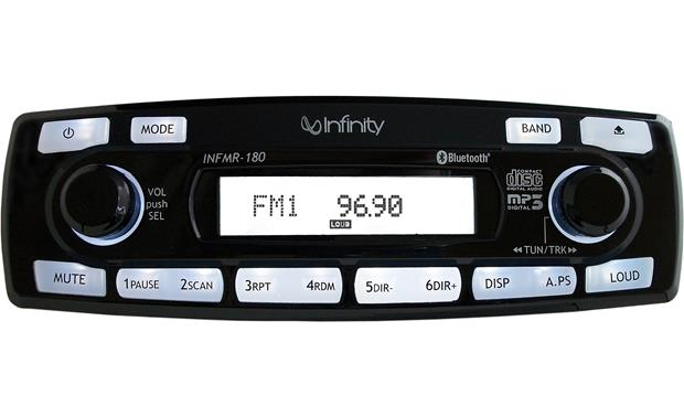 Infinity INF-MR180 Infinity INF-MR180 marine CD receiver