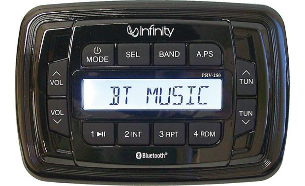 Infinity INF-PRV250 digital media receiver