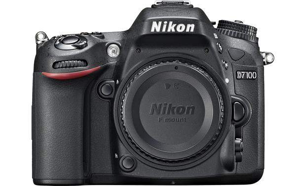 Nikon D7100 (no lens included) Front