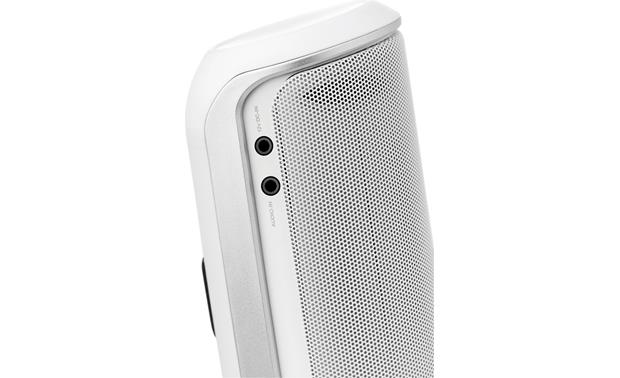 JBL Flip White - connections detail