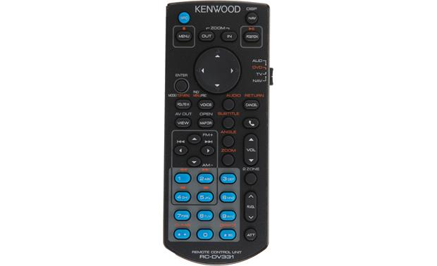 Kenwood Excelon DNX690HD Remote