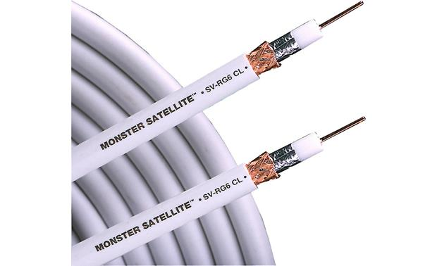 Monster Cable SV-RG6 RG-6 cable Front