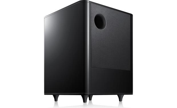 Samsung HW-F550 Subwoofer, 3/4 angle, from left