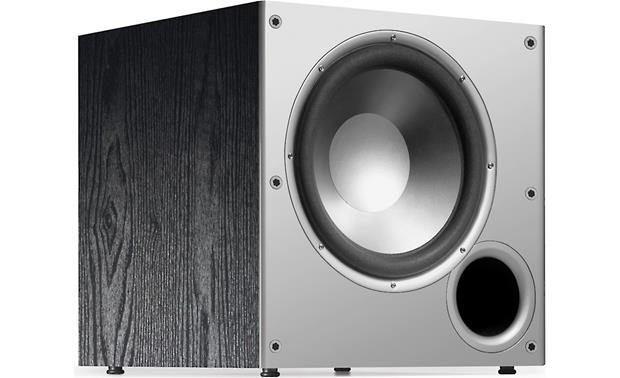 Polk Audio RM87/PSW108 System PSW108 powered subwoofer (grille off)