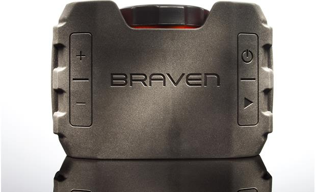 Braven BRV-1 Black - side view