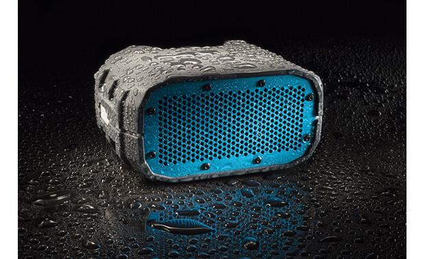 Braven BRV-1 Blue - left front view