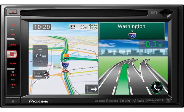 Pioneer AVIC-X950BH Front