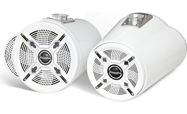 Bazooka MT8265 Double Ended Tubbies (Pair) Each pod features two speakers