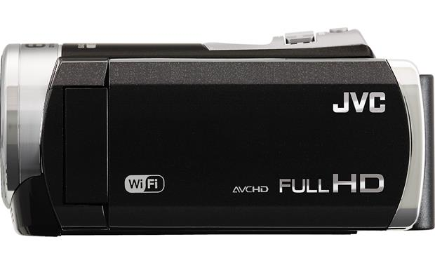 JVC Everio GZ-EX355 40X optical zoom HD camcorder with Wi-Fi® and