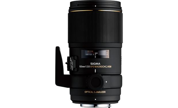Sigma Photo 150mm f/2.8 Macro Lens Front (Canon mount)