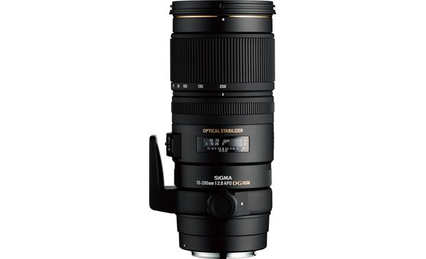 Sigma Photo 70-200mm f/2.8 Front (Canon mount)