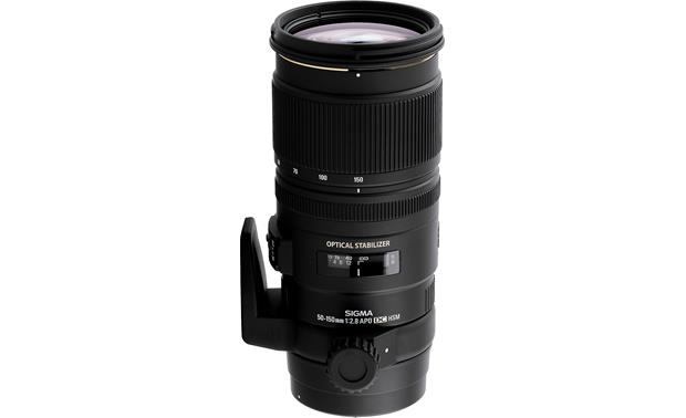 Sigma Photo 50-150mm f/2.8 EX DC OS HSM Front (Canon mount)