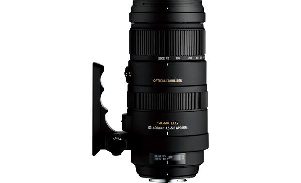 Sigma Photo 120-400mm f/4.5-5.6 Lens (Canon mount) Long telephoto ...