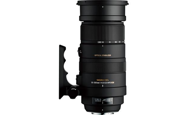 Sigma Photo 50-500mm f/4.5-6.3 Front (Nikon mount)
