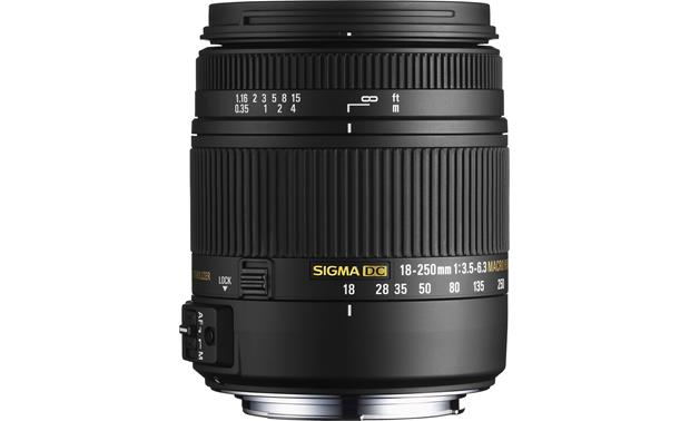Sigma Photo 18-250mm f/3.5-6.3 DC OS HSM Front (Nikon mount)