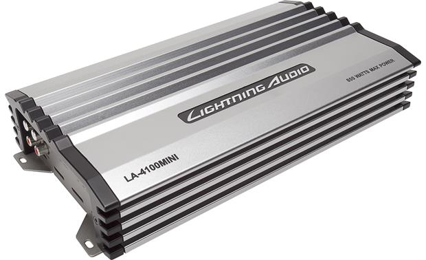 Lightning Audio LA-4100MINI Front