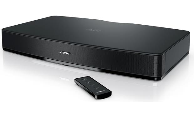 Bose® Solo TV sound system Front
