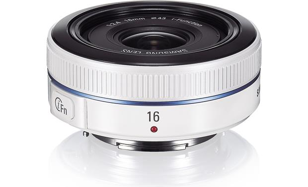 Samsung EX-W16NB 16mm f/2.4 Lens Front