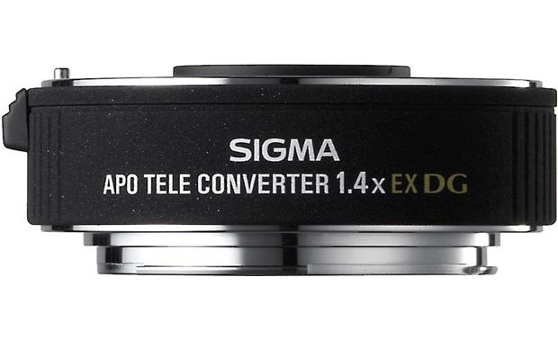 Sigma Photo 1.4X Teleconverter Front (Canon mount)