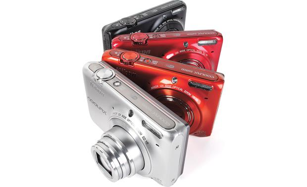 Nikon Coolpix S6500 Group
