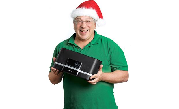 SiriusXM Portable Speaker Dock Makes a great gift!