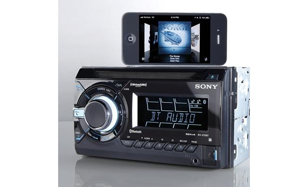 Sony WX-GT90BT Other