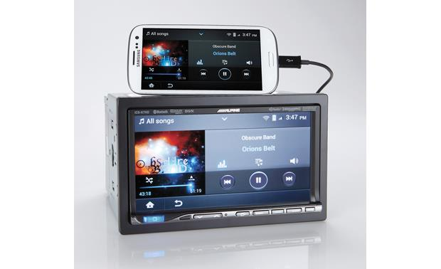 Alpine ICS-X7HD Other