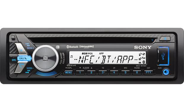 Sony MEX-M70BT Ideal for boats, Jeeps convertibles, and more