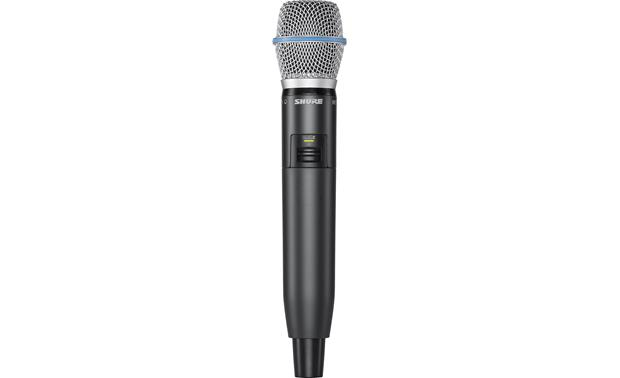 Shure GLXD2/BETA87A Front