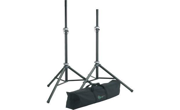 K&M Speaker Stand Package Front