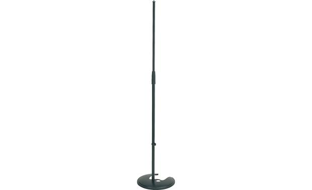 K&M Adjustable Mic Stand Front