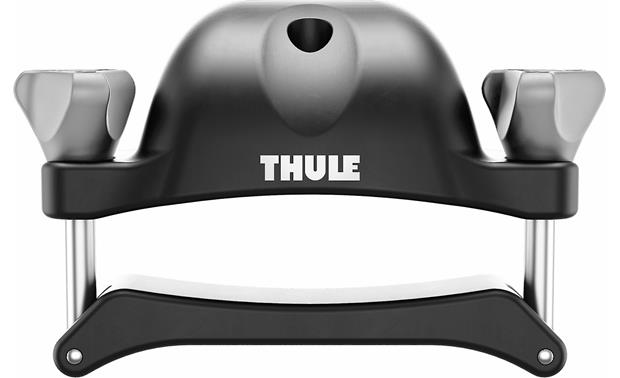Thule Portage 819 Side view of rack clamp
