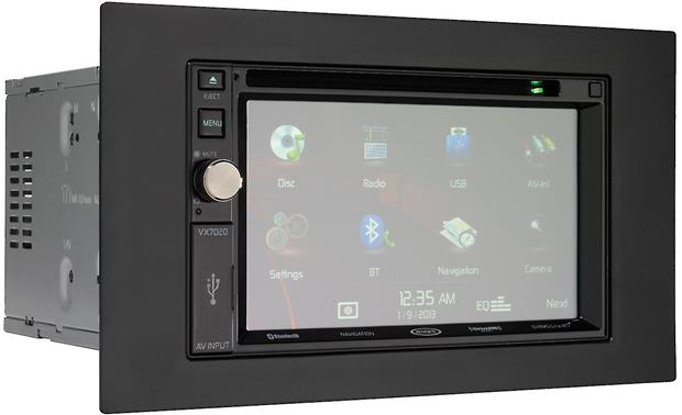 Jensen VX7020 Navigation receiver at Crutchfield