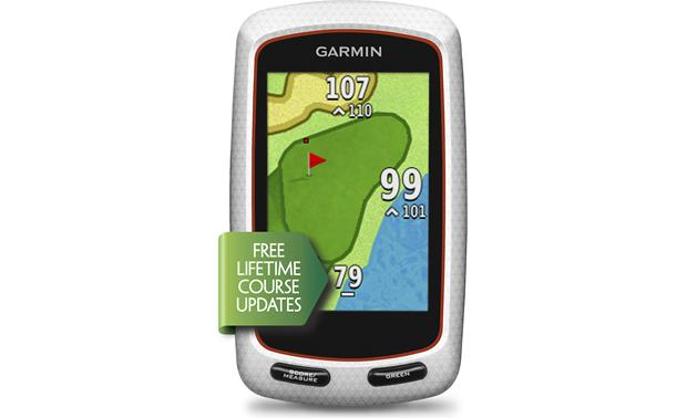 Garmin Approach® G7 Handheld golf GPS — covers over 30,000