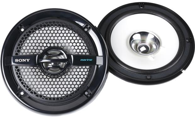 Sony XSMP1611B marine speakers