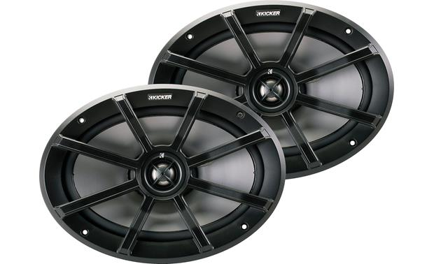 Kicker 40PS692 marine/motorcycle speakers