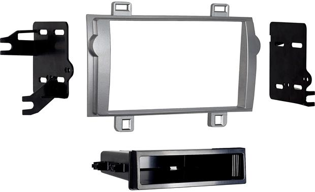 Metra 99-8237S In-Dash Receiver Kit Front
